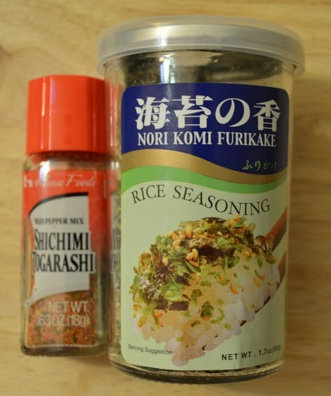 Japanese Seasonings