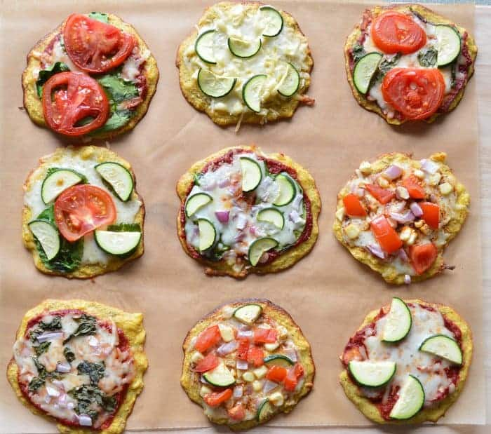 Plantain Pizza Crust | Healthy Nibbles and Bits