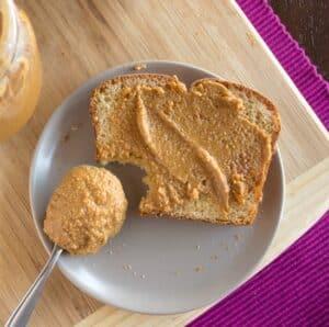 Five Spice Peanut Butter