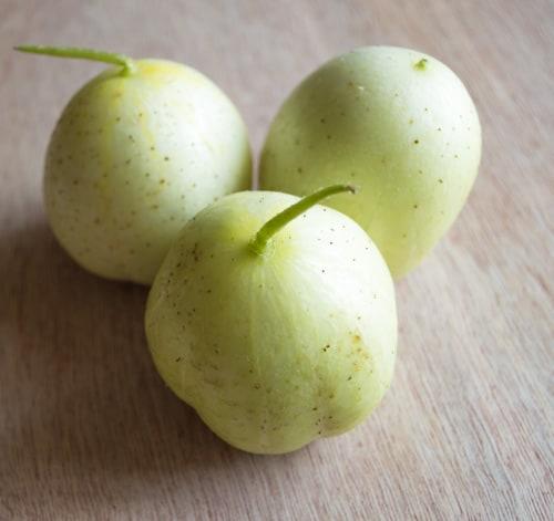Lemon Cucumber | Healthy Nibbles and Bits