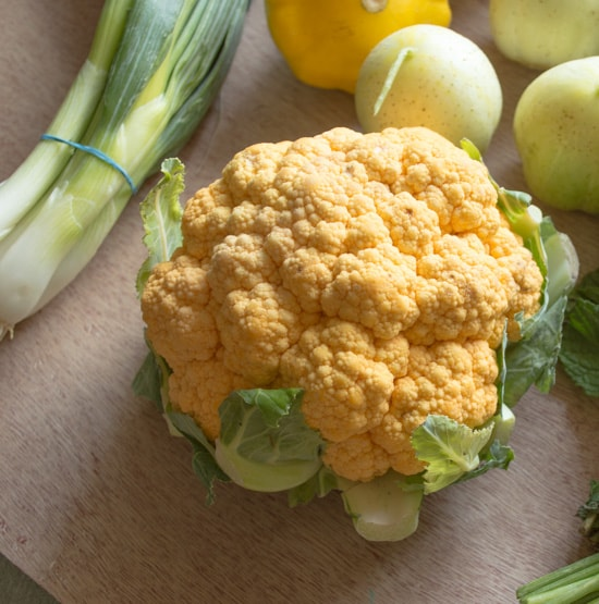 Yellow Cauliflower