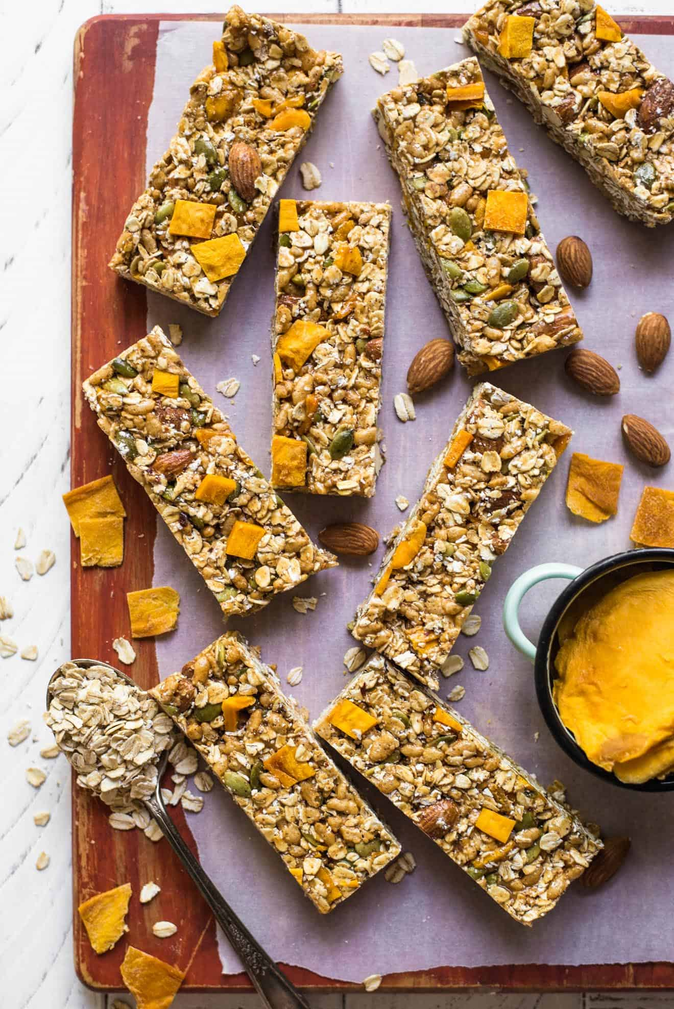 Chili Mango Snack Bars   Making Granola Bars At Home Is Much Easier Than  You Think