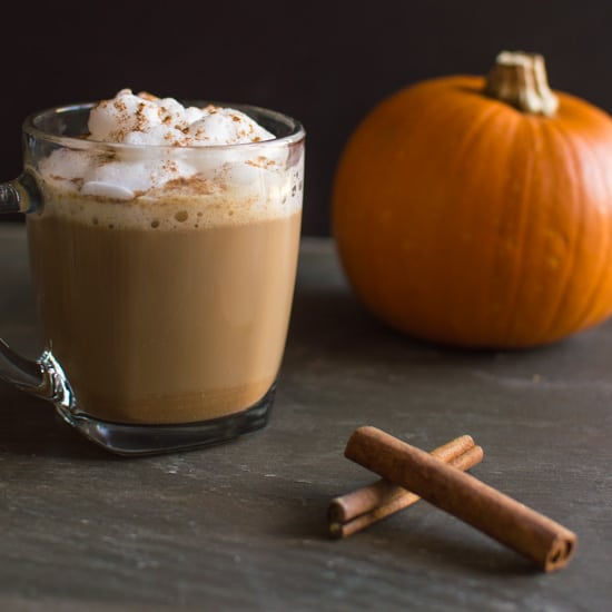 Five-Ingredient Fridays: Frugal Girl's Pumpkin Spice Latte ...