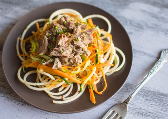 Asian Slow Cooker Pork With Zucchini Carrot  Apple -2248