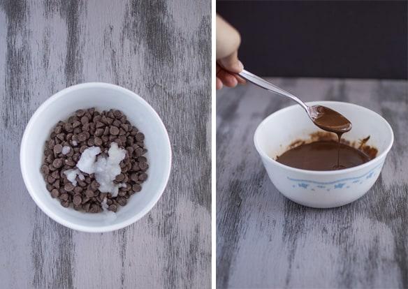 Chocolate-Covered Pretzels | healthynibblesandbits.com