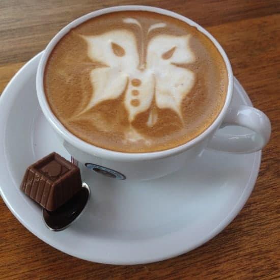 Moore Coffee Latte Art