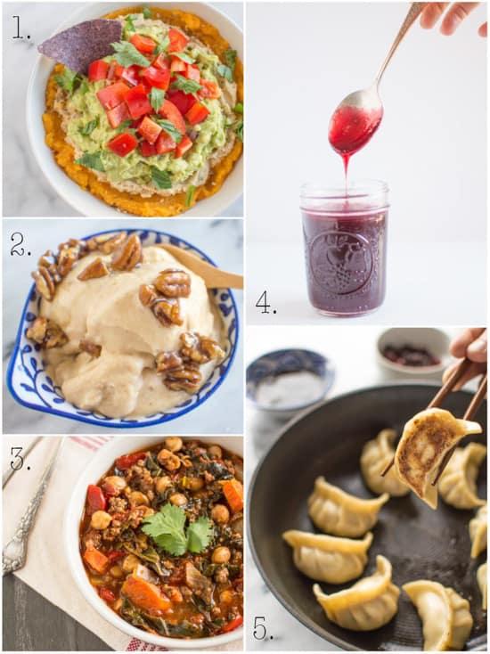 Best of November Recipes | healthynibblesandbits.com
