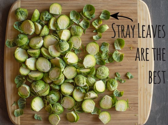 Brussels Sprouts | healthynibblesandbits.com