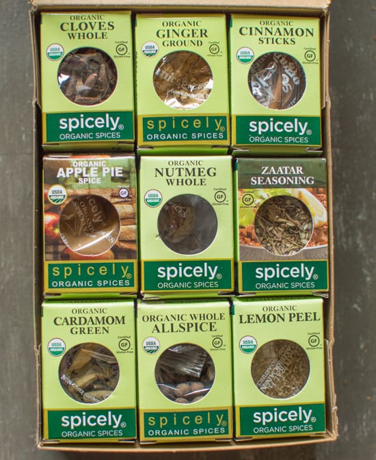 Spicely Spices