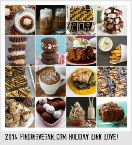Finding Vegan Holiday Links 2014