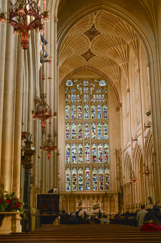 Bath Cathedral 2