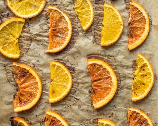Roasted Oranges | healthynibblesandbits.com