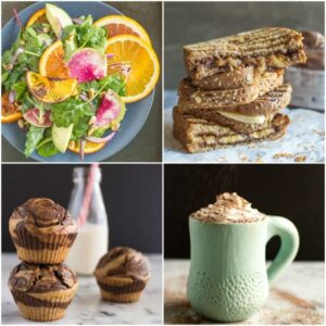 25 Healthy Valentines Day Recipes | healthynibblesandbits.com
