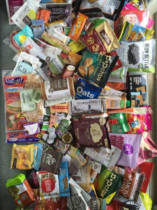 Natural Foods Expo Freebies