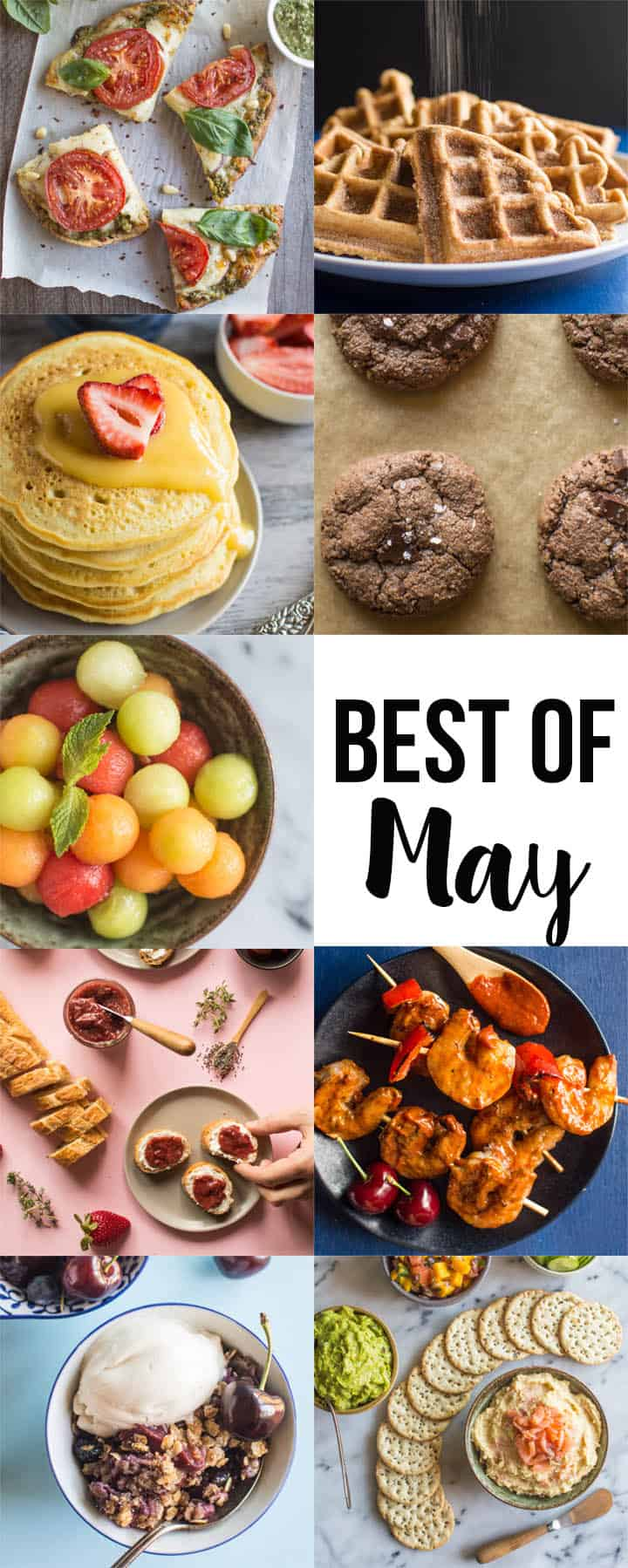 The BEST Recipes in May 2015 on Healthy Nibbles & Bits | healthynibblesandbits.com