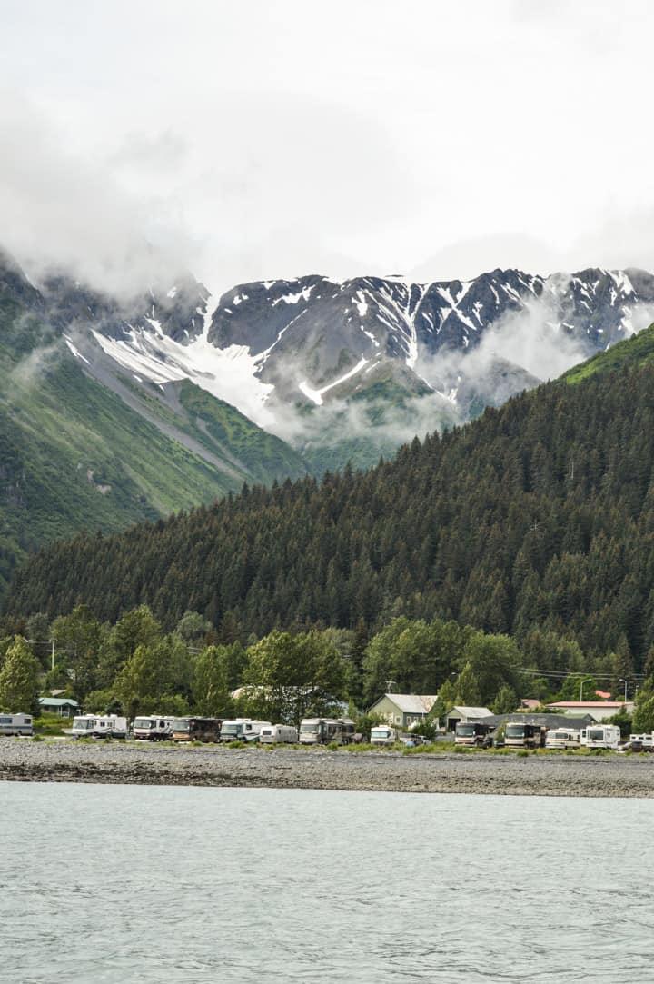 Seward, Alaska | healthynibblesandbits.com