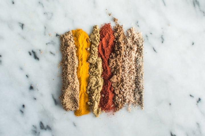 Tikka Masala Spices