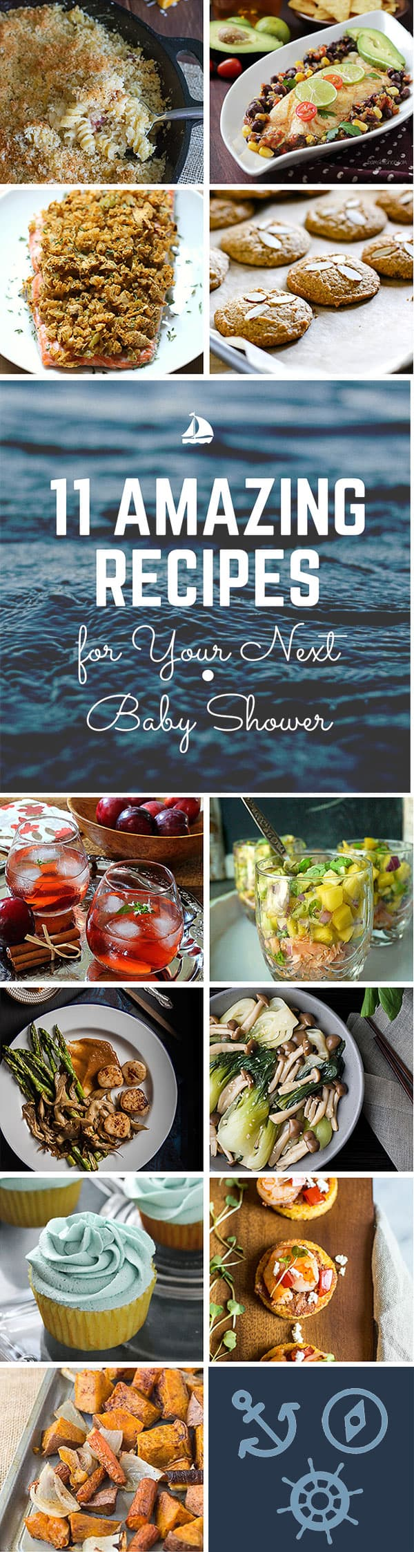 Virtual Baby Shower for Vitamin Sunshine