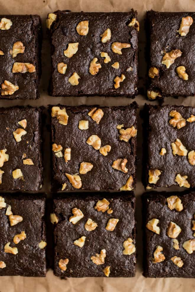 Spiced Paleo Brownies Healthy Nibbles