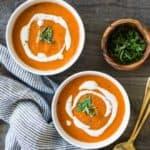 Vegan Tomato Soup FF2
