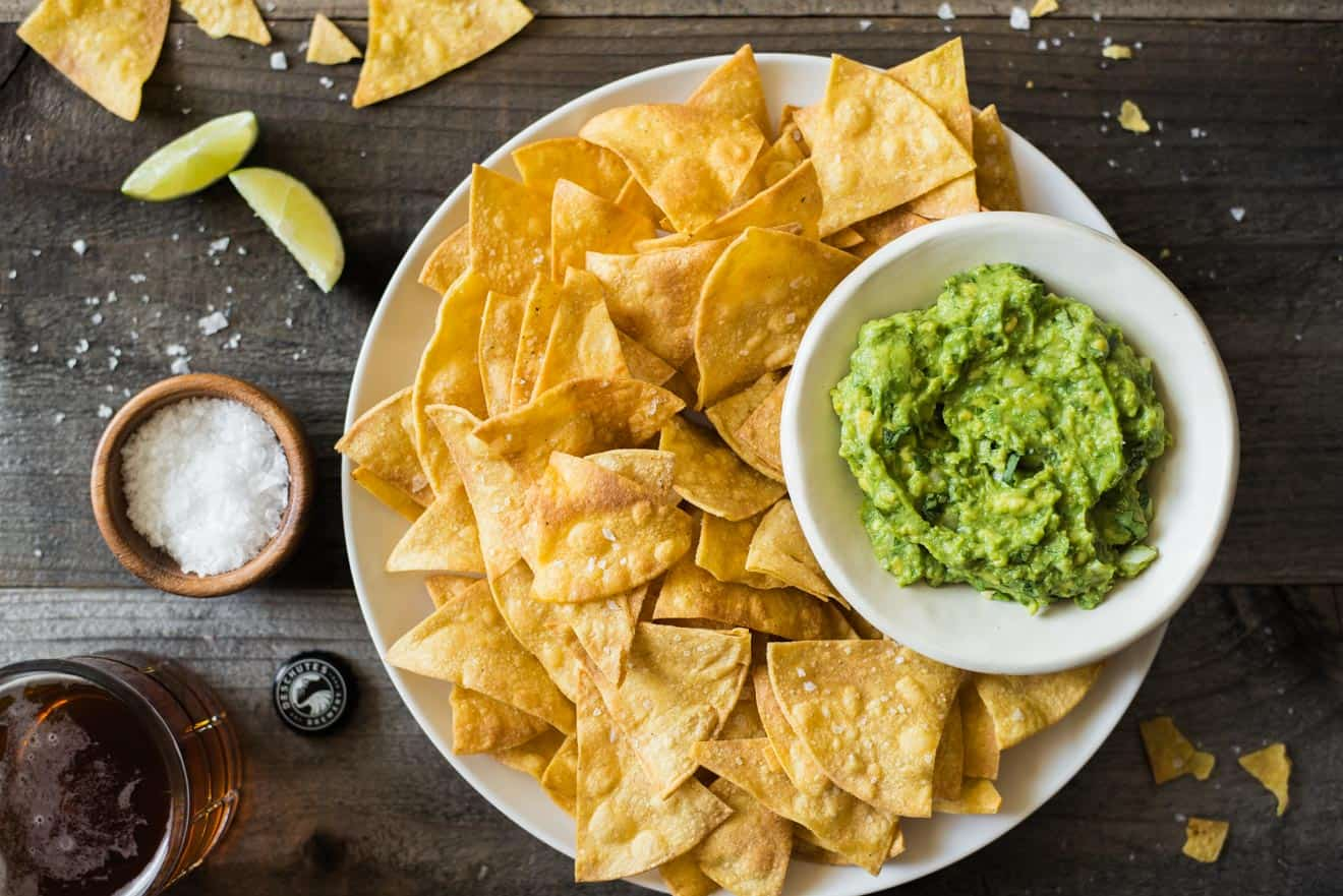 How To Make Baked Tortilla Chips Healthy Nibbles