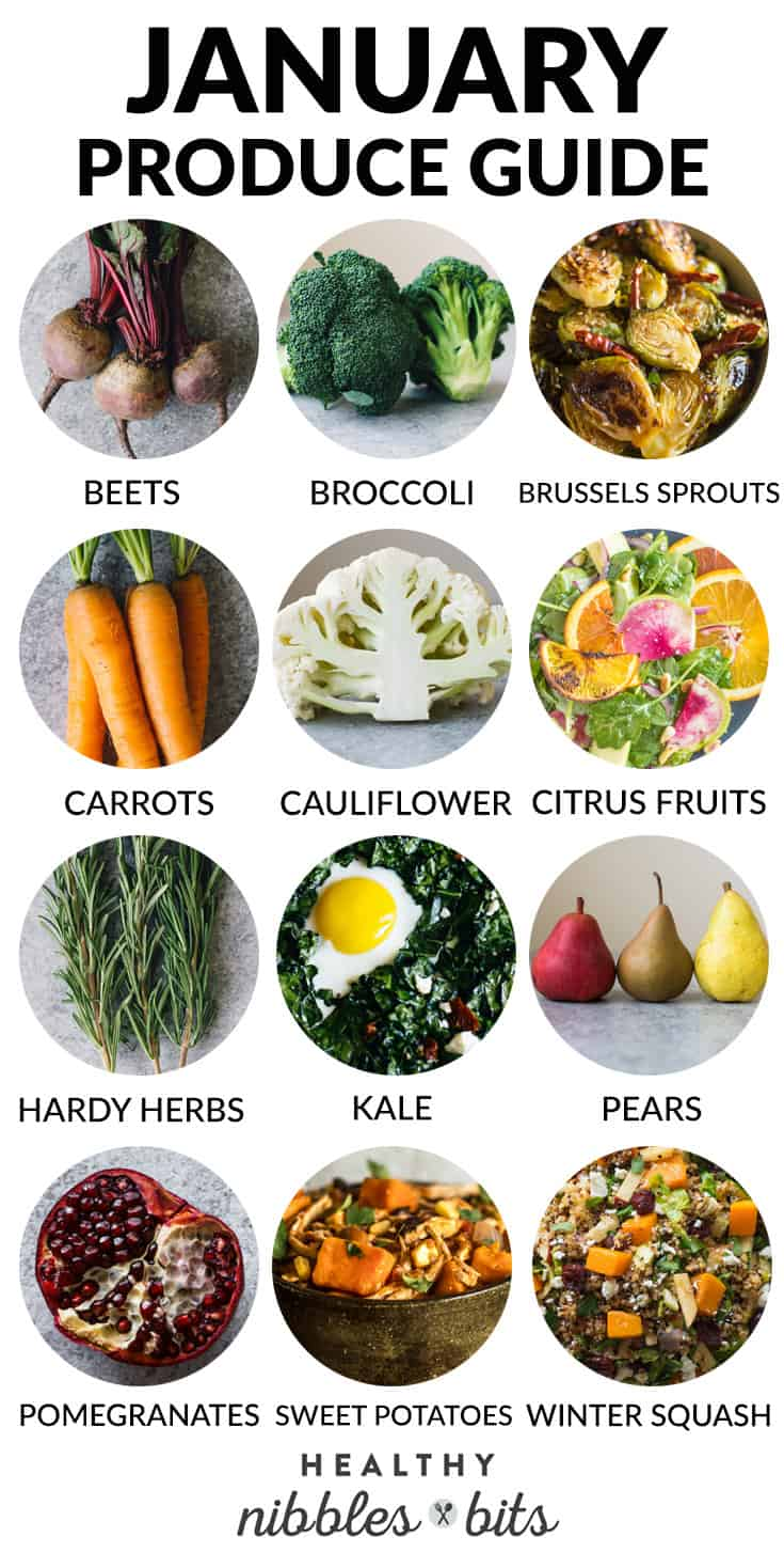 what to cook in january a produce guide healthy nibbles