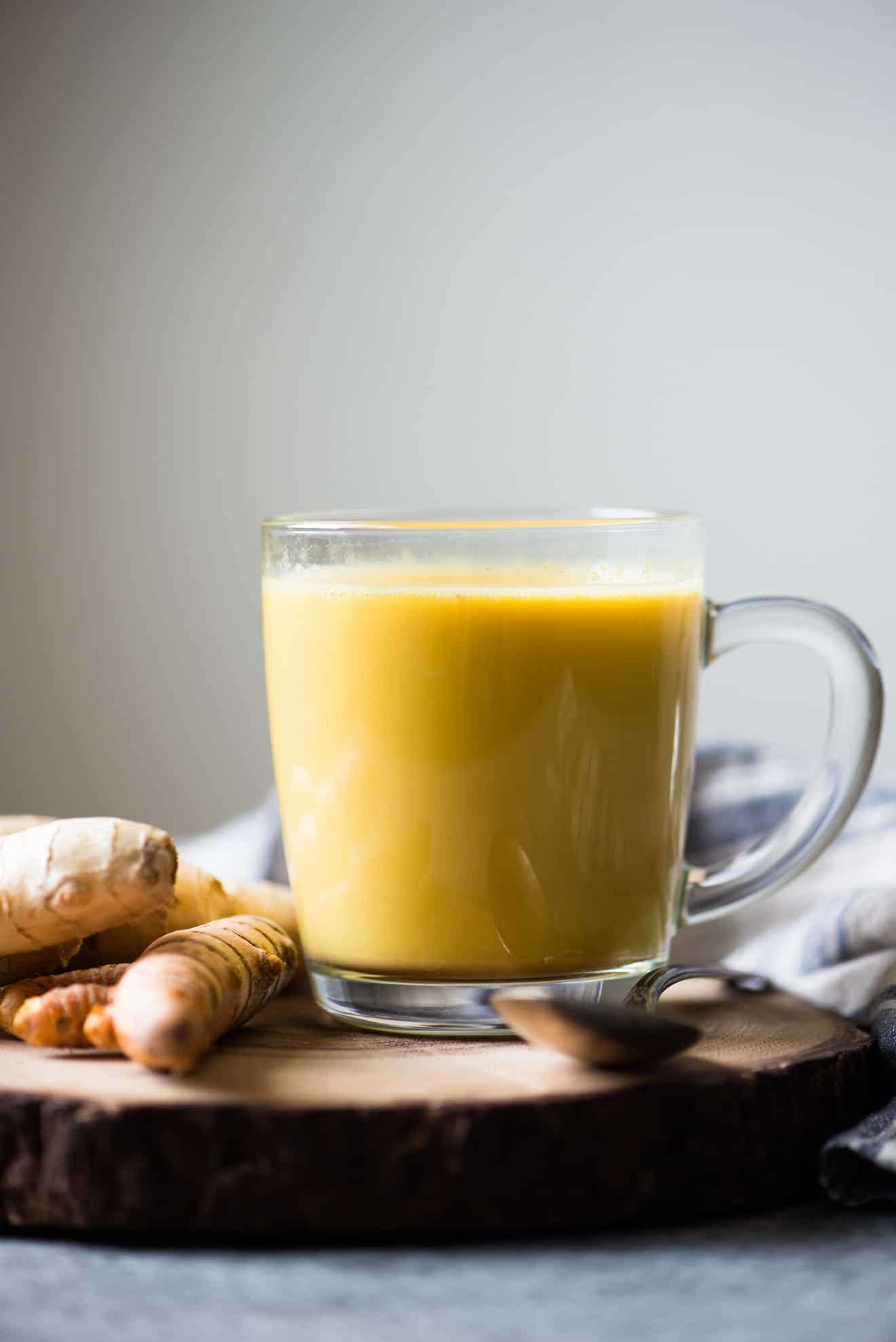 Golden Milk (or Turmeric Milk) is high in antioxidants and has anti-inflammatory properties. Making it at home is very easy. All you need is 5 basic ingredients.