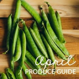 What to Cook in April: A Produce Guide