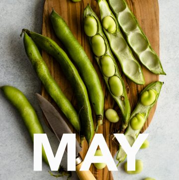 What to Cook in May: A Produce Guide