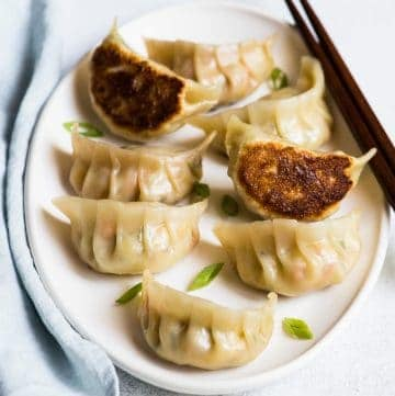 How to Make Potstickers (with video)