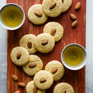 Gluten-Free Chinese Almond Cookies