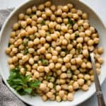 How to Cook Chickpeas 3 Ways: Stovetop, Slow Cooker & Instant Pot