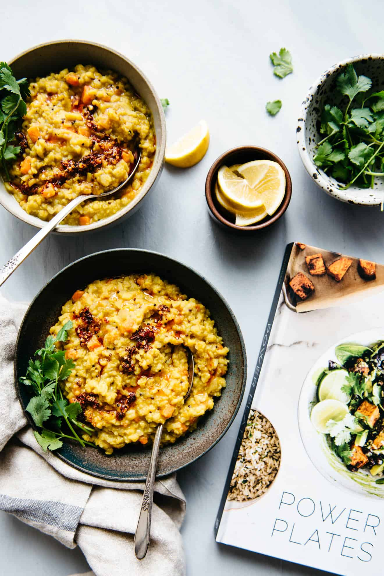 Easy Kitchari (Spiced Dal with Rice, Vegan) | Healthy Nibbles