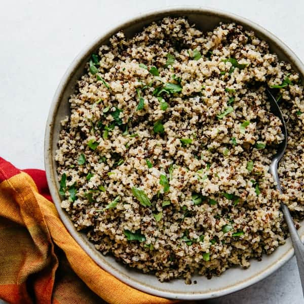 How To Cook Quinoa 3 Ways: Stovetop, Slow Cooker & Instant