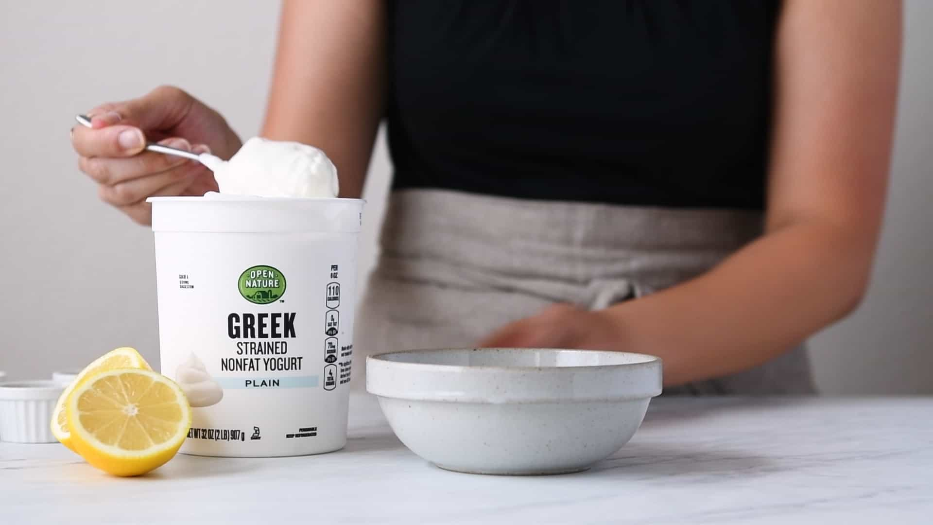 Open Nature Greek Yogurt