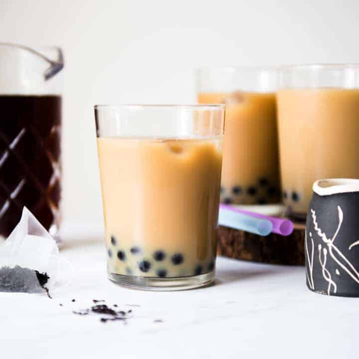 How to Make Bubble Tea - a simple tutorial on how to make bubble tea at home!