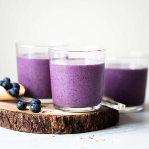 Easy Blueberry Smoothie