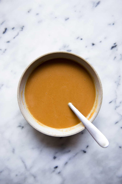Thai-Style Peanut Sauce (Vegan)