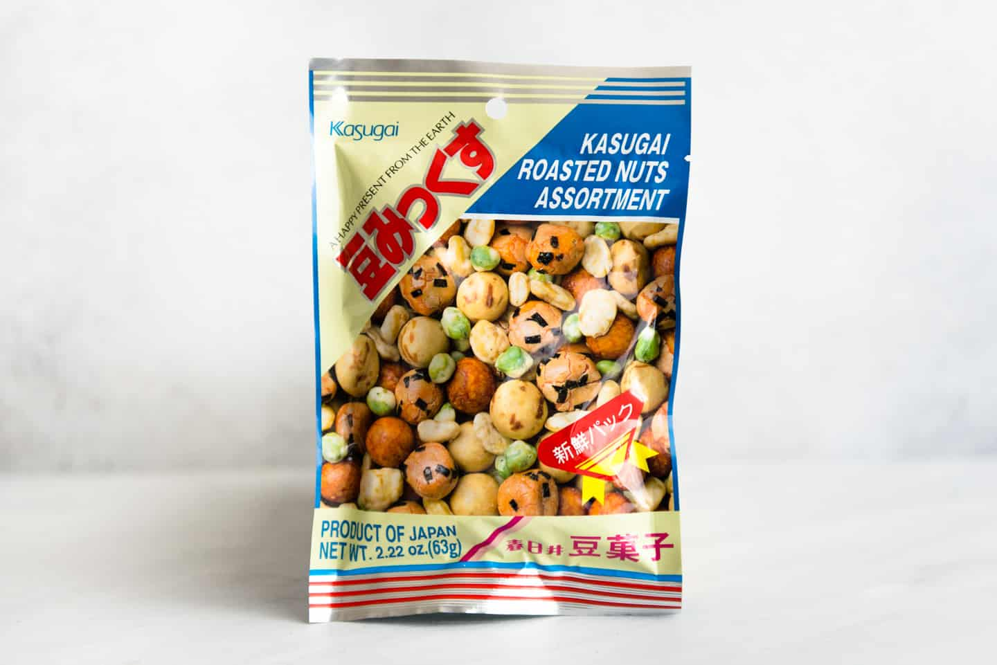 Kasugai Roasted Nuts
