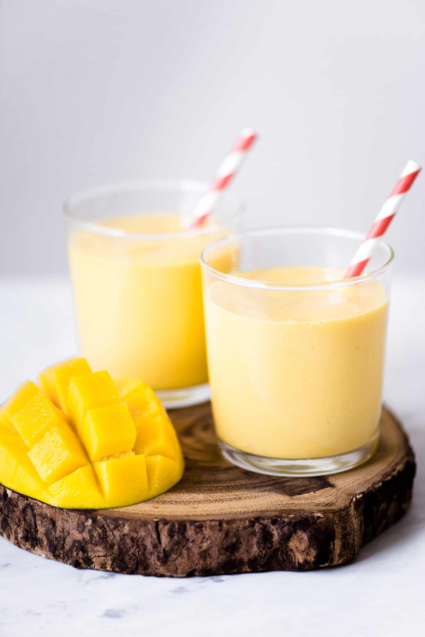 Simple Mango Lassi Recipe