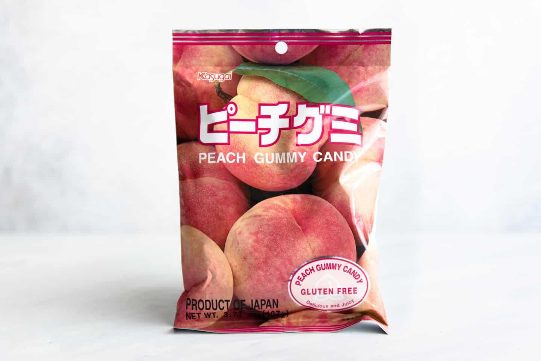 Peach Gummy