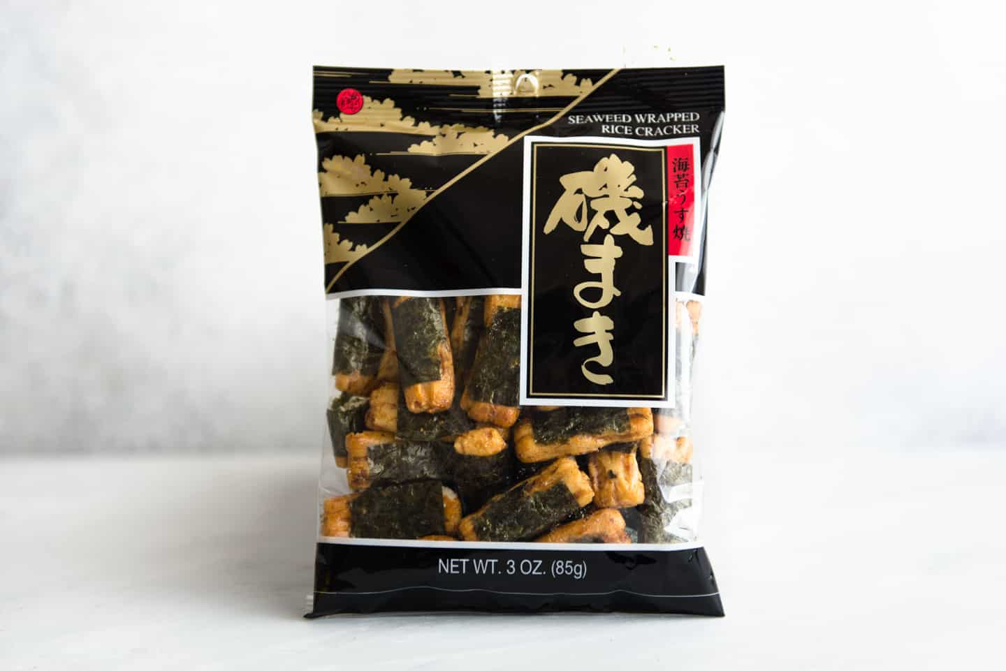 Seaweed Rice Crackers
