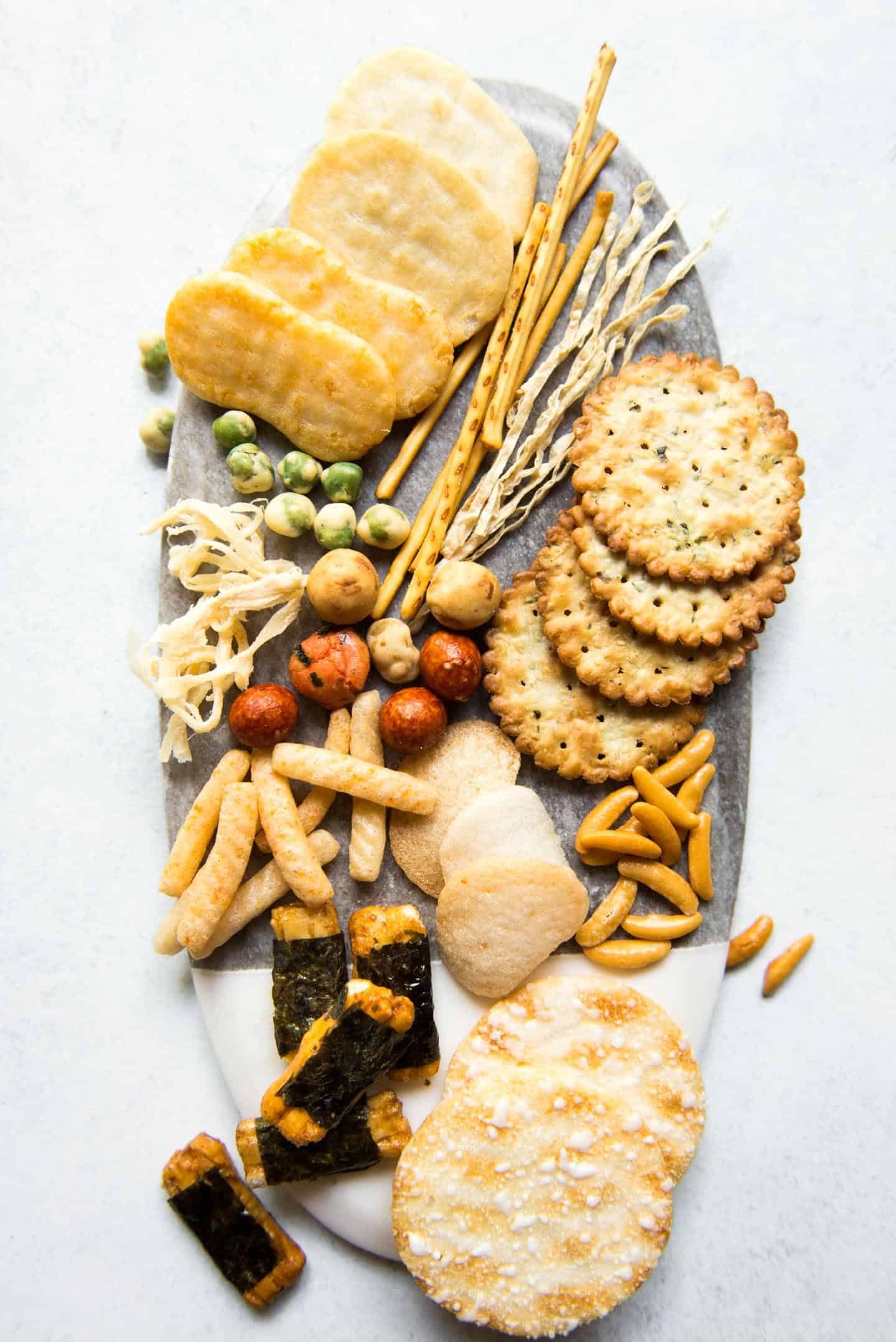 Savory Asian Snacks