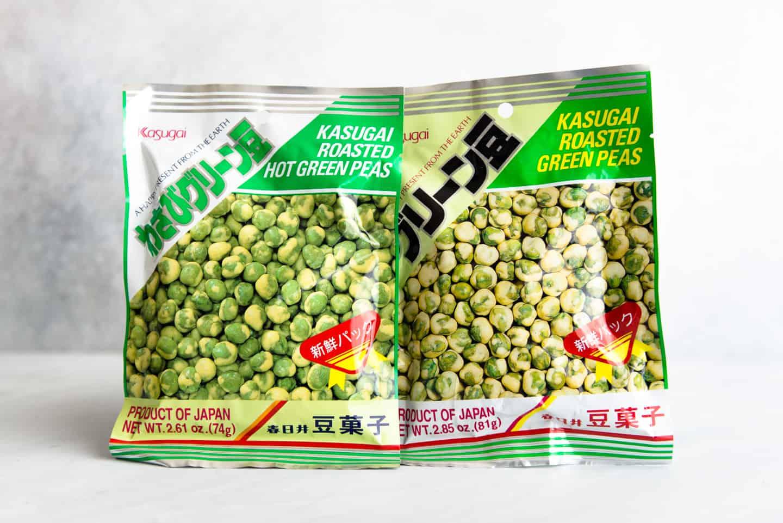 Kasugai Wasabi Peas