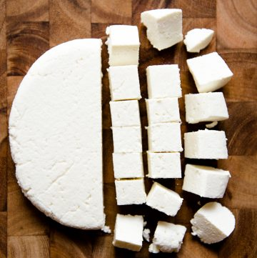 How to Make Paneer (Easy Step-By-Step Guide)