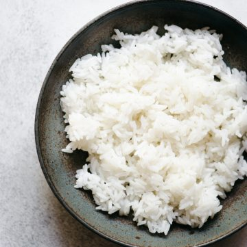How to Cook Jasmine Rice 3 Ways: Stove Top, Slow Cooker & Instant Pot