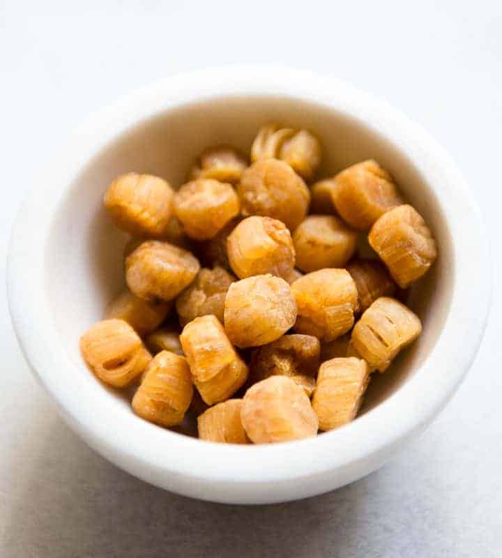 A Quick Guide on Dried Scallops: how to select, store, and use dried scallops