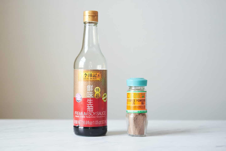 Soy Sauce Five Spice Powder