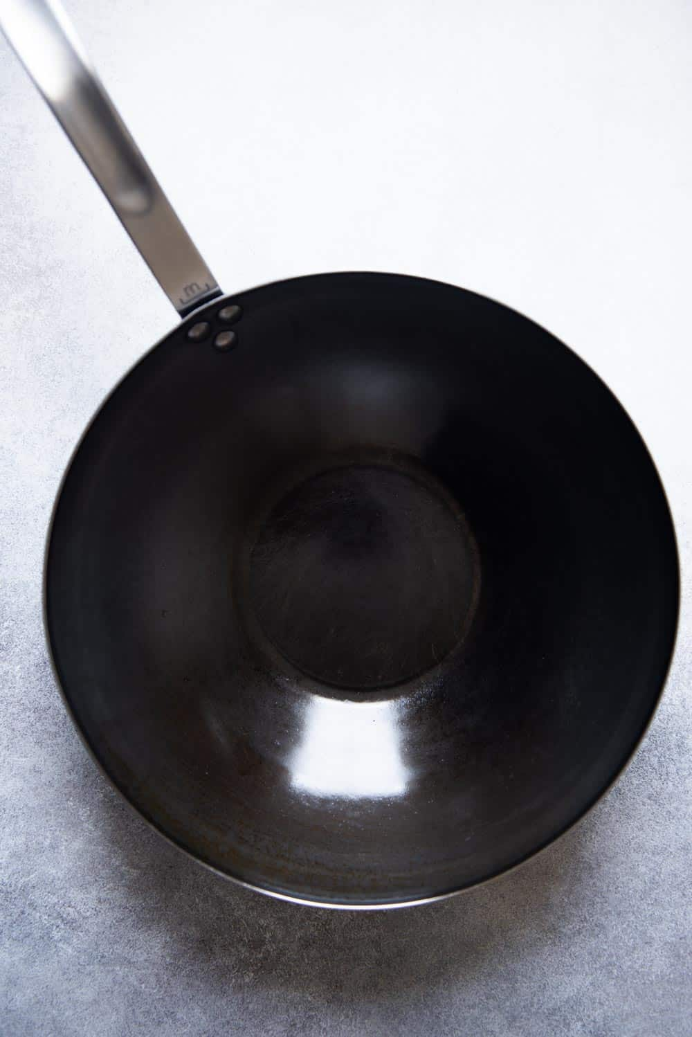 How to Season a Wok - step by step guide