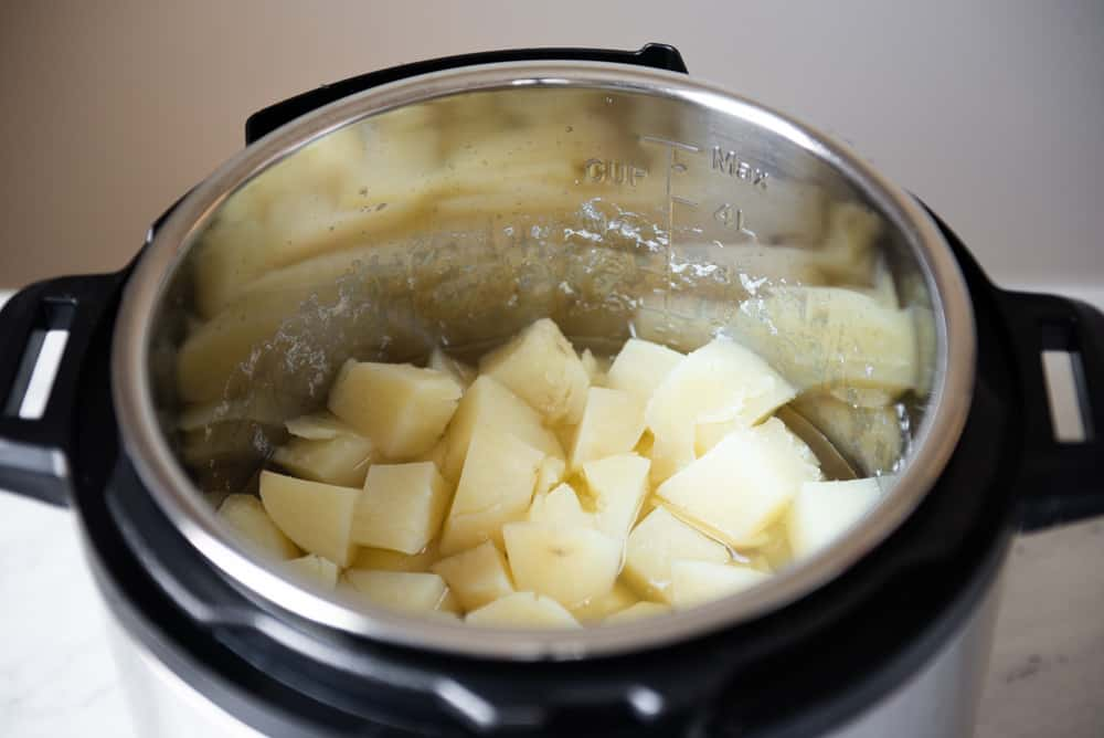 Instant Pot Potatoes